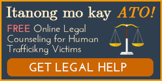 """ITANONG MO KAY ATO!"" Lawyers now Online!"